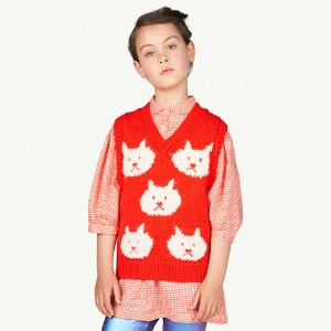 Arty Bat Vest red 21086_038_XX